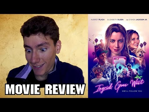 Ingrid Goes West [Dark Comedy Movie Review]