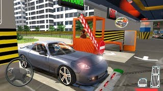Multi Level Car Parking Driver - Sports Car Parking - Android Gameplay FHD
