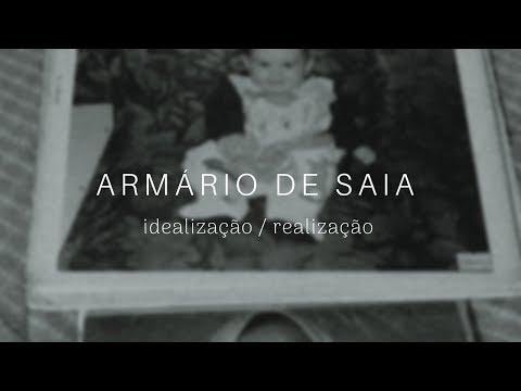 O documentário - Armário de Saia