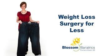 Weight Loss Surgery Less