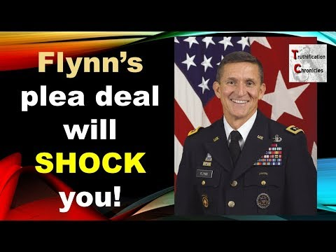 Flynn's Plea Deal will SHOCK You!!