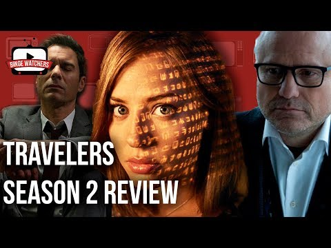 TRAVELERS Season 2 Review
