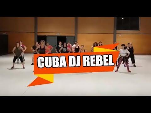 CUBA Dj Rebel Street Dance 2 Remix - Latin Formation Samba - ZUMBA con ANA PÉRZ