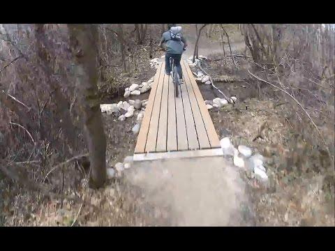 Mounatin Biking -