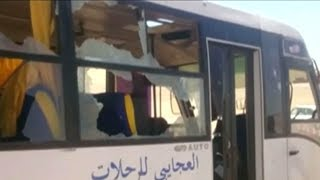 Militants attack Christians in Egypt, killing dozens, including children thumbnail