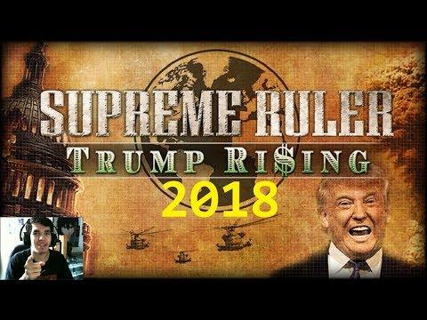 Supreme ruler Ultimate - Trump Rising 2018