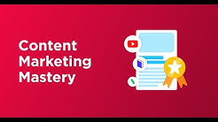 FAQs: Content Marketing Mastery Program