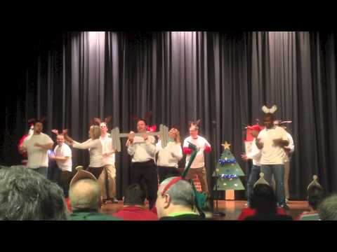 Randolph Community College Compensatory Holiday Program 2014