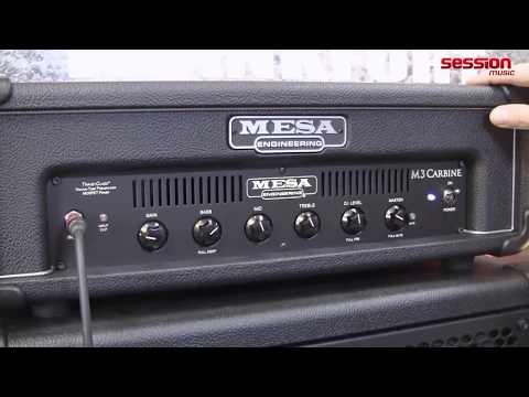 Mesa Boogie M-3 Carbine Head 19 Zoll