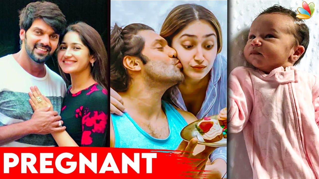 Download WOW 😍 Sayyeshaa Pregnant? | Arya, Teddy, Kaappan, Kadaikutty Singam, Tamil Actress | Cinema News