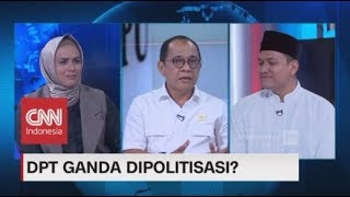 """PKS Temukan 8 Juta DPT Ganda, Nasdem: """"Ternyata ada Perintah Koalisi Prabowo-Sandi Angkat Data Ini"""""""