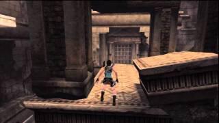 05. Tomb Raider Anniversary Walkthrough - St. Francis Folly