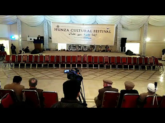 Hunza Cultural Festival 2018 -  Live Streaming (Part 3)