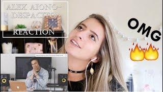 Alex Aiono - Despacito Cover | Reaction Video | AnaOliveira