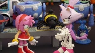Sonic Stop Motion Adventures: Episode 17: Girls