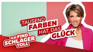 Anna-Maria Zimmermann - Tausend Farben hat das Glück (Lyric Video)