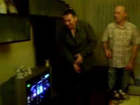 Taniec Filipa w Sylwestrowa Noc