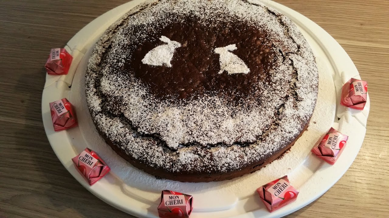 Mon Cheri Kuchen Osterbackerei Youtube