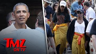 The Eternal Obama Vacation Continues | TMZ TV