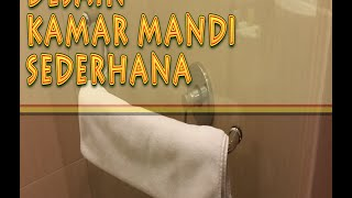 Video Desain Kamar Mandi Sederhana download MP3, 3GP, MP4, WEBM, AVI, FLV Oktober 2018