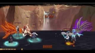 "Ninja World ""Elite Match  #5"" by KillSun"
