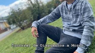 Tutorial de DISPUESTOS A MORIR ft. C.R.O & Homer el Mero Mero & Natos y Waor
