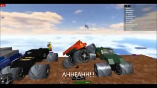 Roblox - Final Destination 2 Car Crash Scene