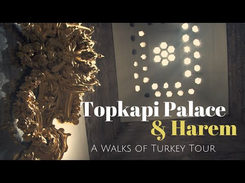 Topkapi Palace Tour with Harem
