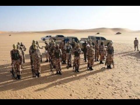 أخبارالآن ترافق الجيش الليبي في ملاحقة فلول الارهاب بسبها  - نشر قبل 3 ساعة
