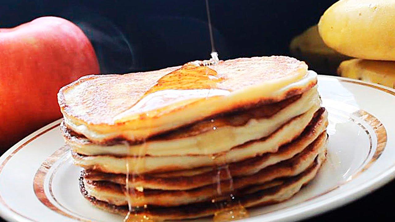 Оладьи на завтрак рецепт