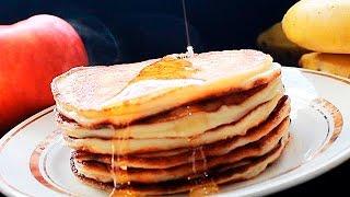 Творожно - Банановые Оладьи на Завтрак ♥ Быстро и Вкусно ♥ Рецепты NK cooking