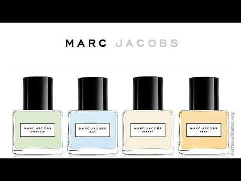 Marc Jacobs - Splash 2016 Perfume Collection - YouTube 2dd5762269