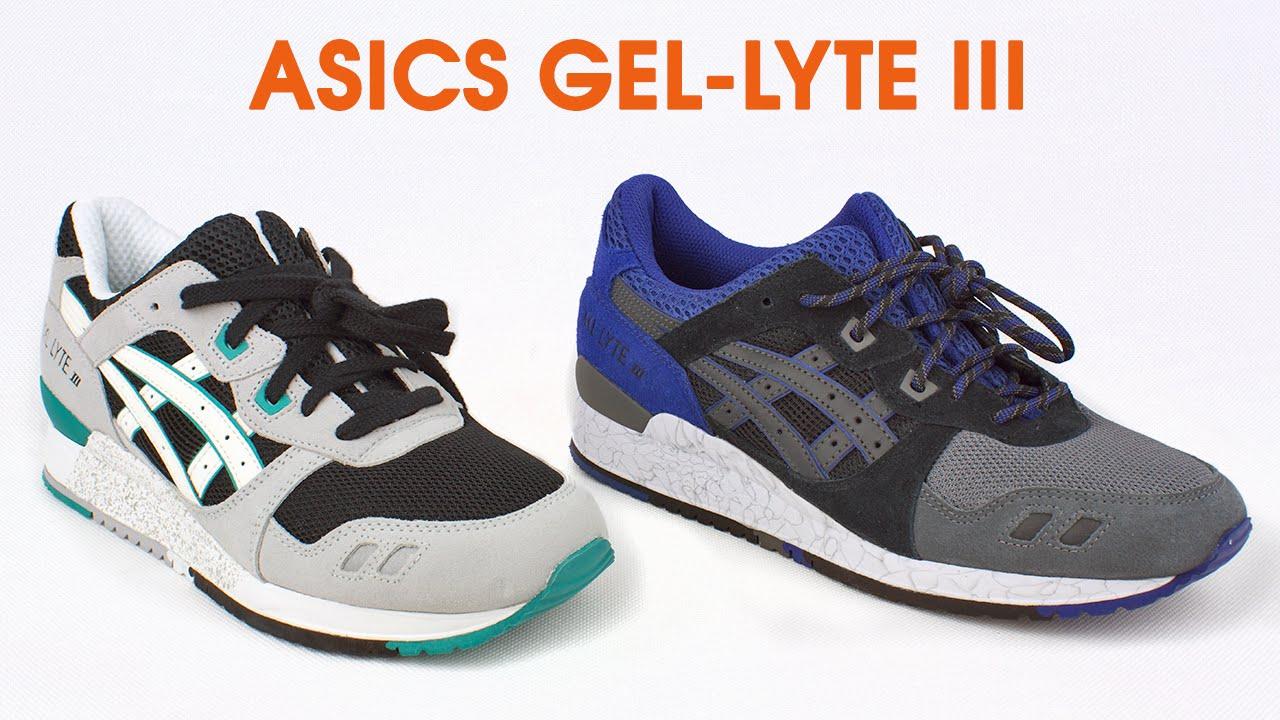 4a297bd2edc2 Обзор кроссовок Asics Gel Lyte III от TrendSport.ru - YouTube