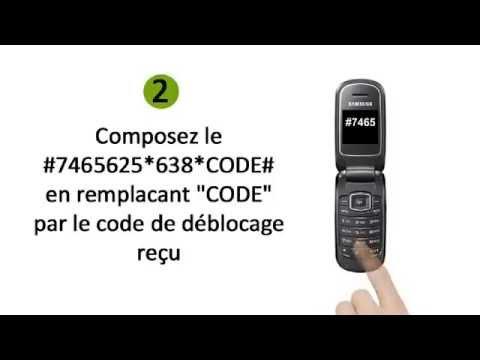 Comment Débloquer un Téléphone Samsung chat E1150