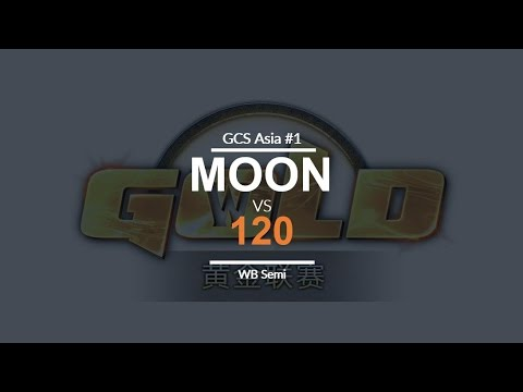 GCS:S 2017 Asia Quali 1 - WB SF: [N] Moon vs. 120 [U]