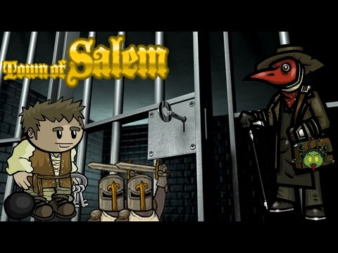 Town of Salem: Locking up the Coven