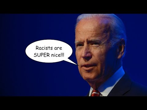 Joe Biden Reminiscences About How Nice And Personable Segregationists Were