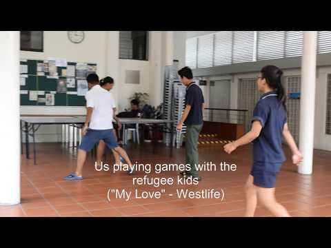 Refugees - A Service Learning Video