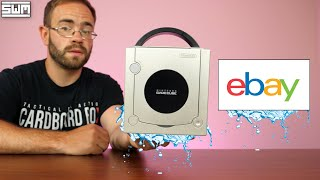 I Bought A Broken Nintendo GameCube On eBay...Can We Fix It?