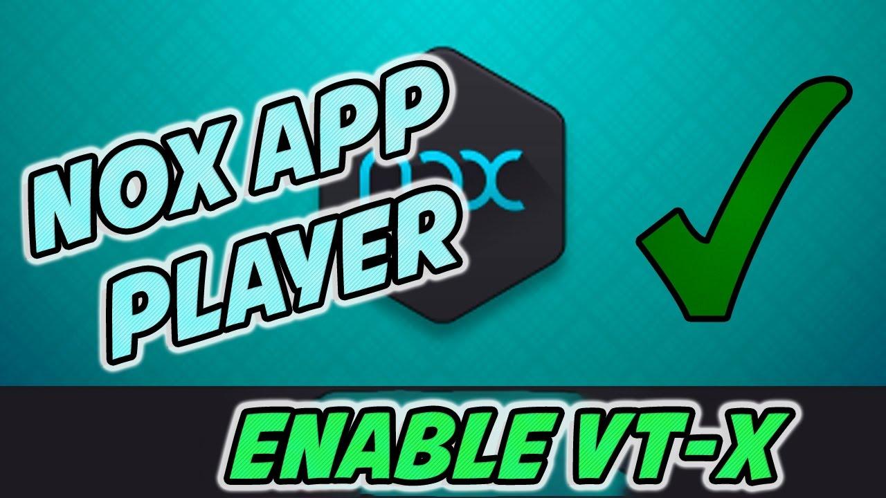 NoxApp Player: Enable VT-x 👌BIOS 👍 TUTORIAL [GER/HD]