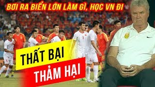 Fan Trung Quốc cay đắng: Bơi ra biển lớn làm gì Học Việt Nam đây này