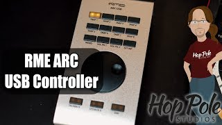 RME ARC USB Controller - High-end monitor controller without the huge price tag?
