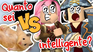 Roblox ITA - How smart are you? #3mappein1 - #91