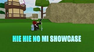 Hie Hie No mi Showcase| Roblox: Ro Pirates