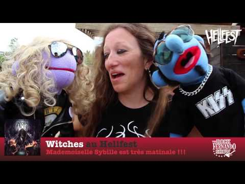 WITCHES - hellfest 2016