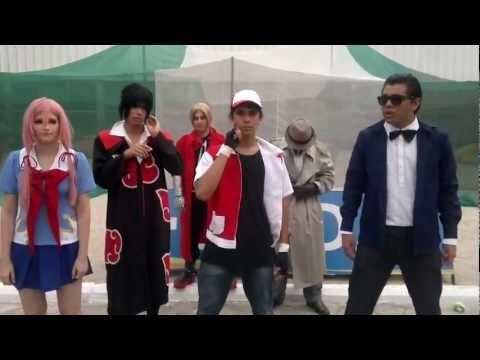 ANIME JUNGLE PARTY 2º 2012 - Gangnam Style (강남스타일)