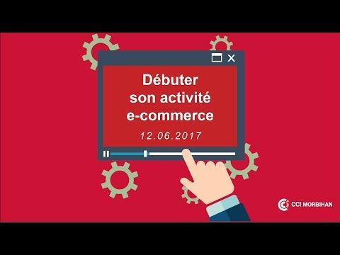 Débuter son activité e-commerce - webinaire - niveau débutant