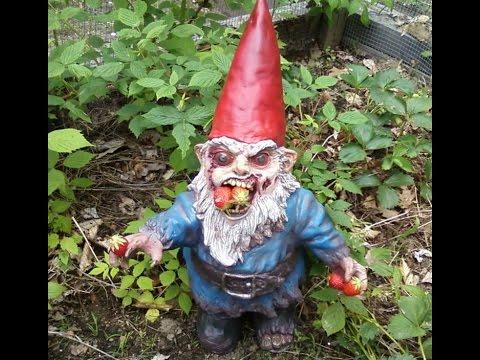 RUDE Garden Gnomes