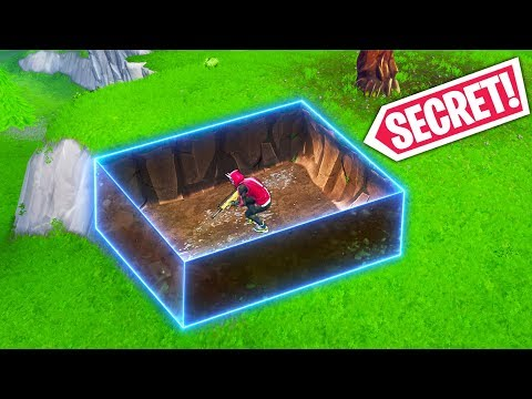 *NEW* SECRET HIDING SPOT!! - Fortnite Funny WTF Fails and Daily Best Moments Ep. 875