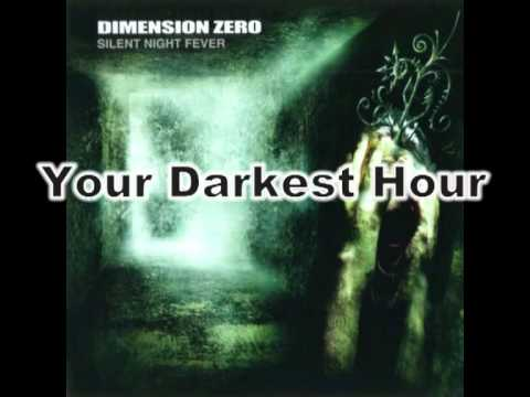 Dimension Zero - Your Darkest Hour